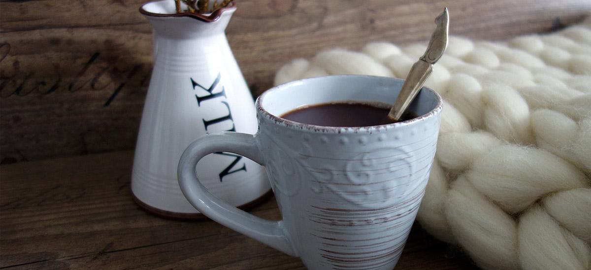 Cioccolata calda fit: la ricetta per una merenda tutta da gustare